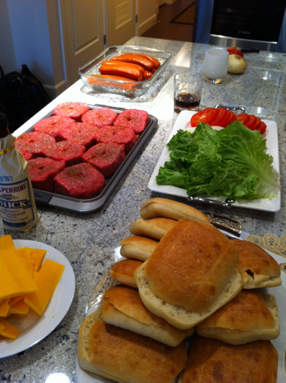 Costco burgers | the Seattle Cook