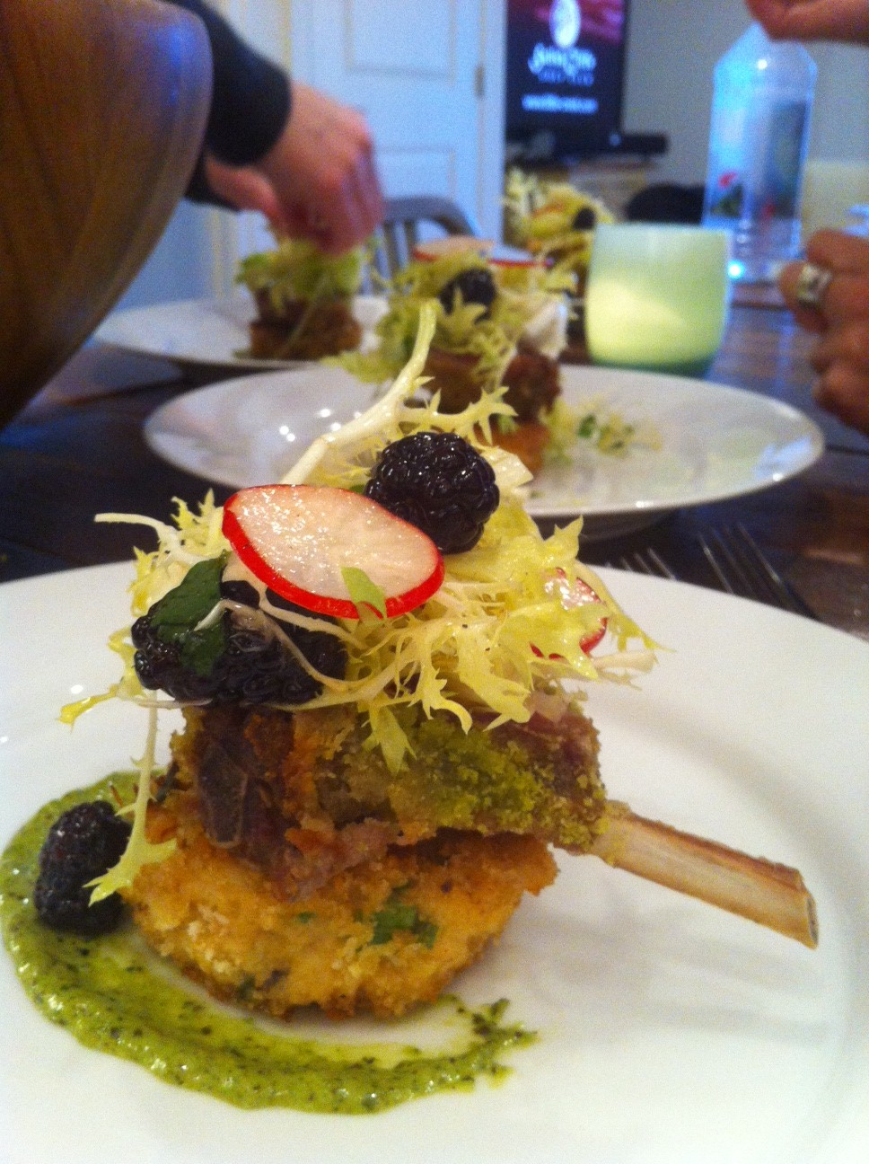 Seattle Surf And Turf Fresh Dungness Crab Cakes With An