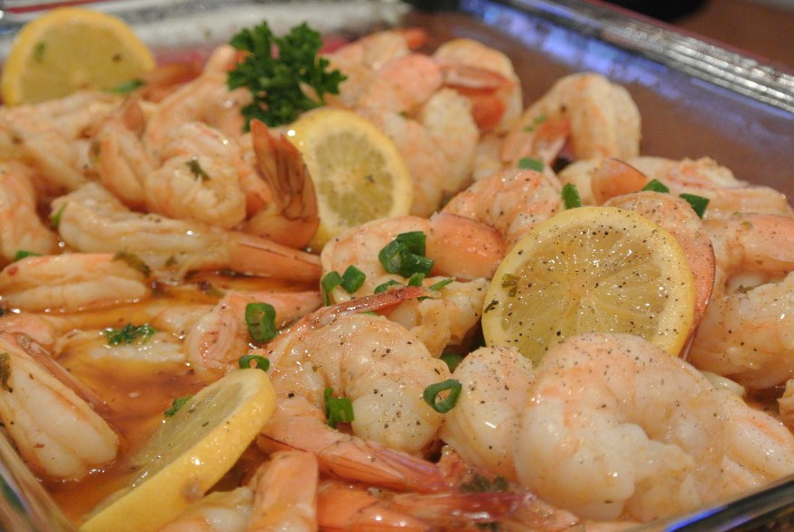 NOLA BBQ Shrimp