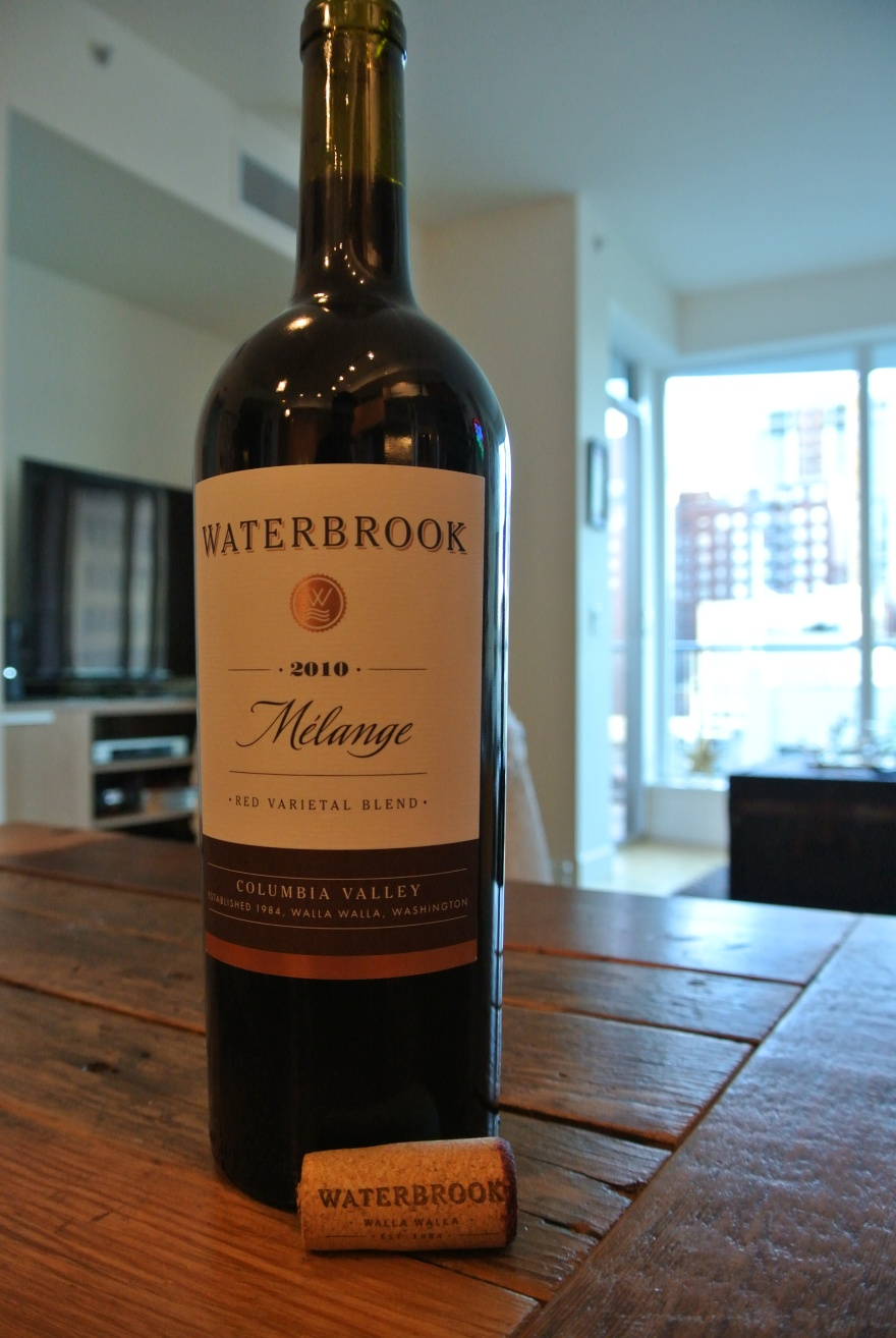 Day 20: Waterbrook Melange 2010