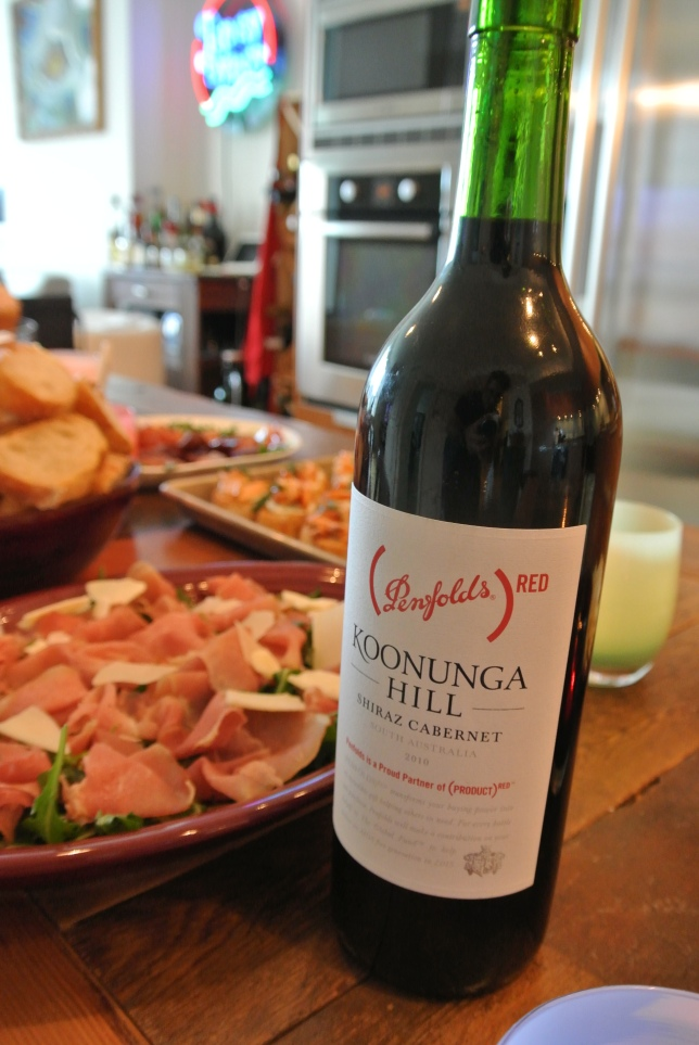 Day 22: 2008 Penfolds Shiraz Cabernet Koonunga Hill