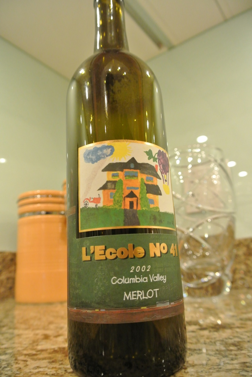 L'Ecole 2002 Columbia Valley Merlot