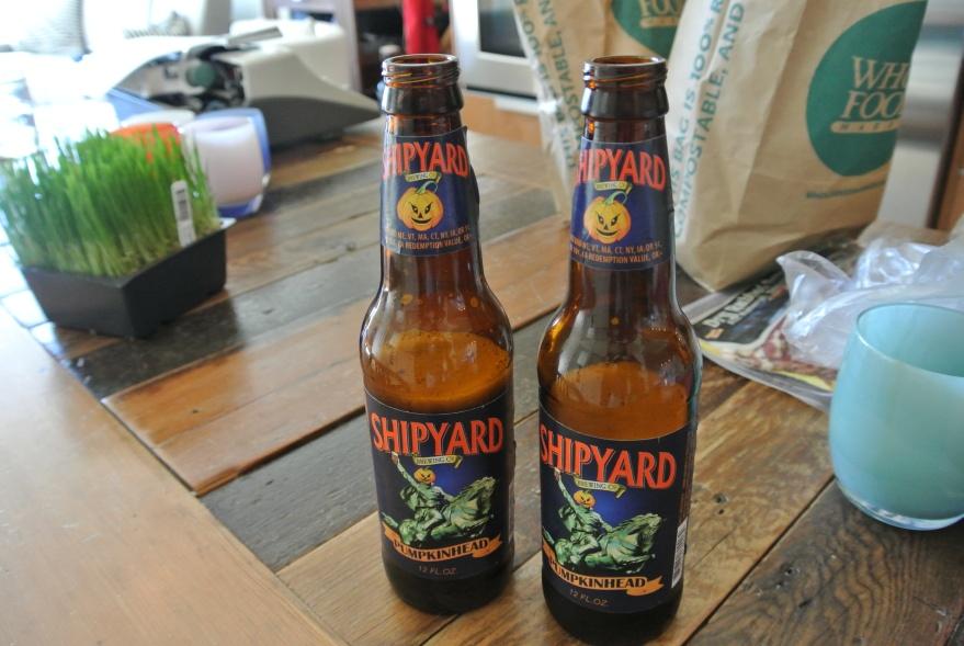 Our favorite seasonal/ transitional beer...period!