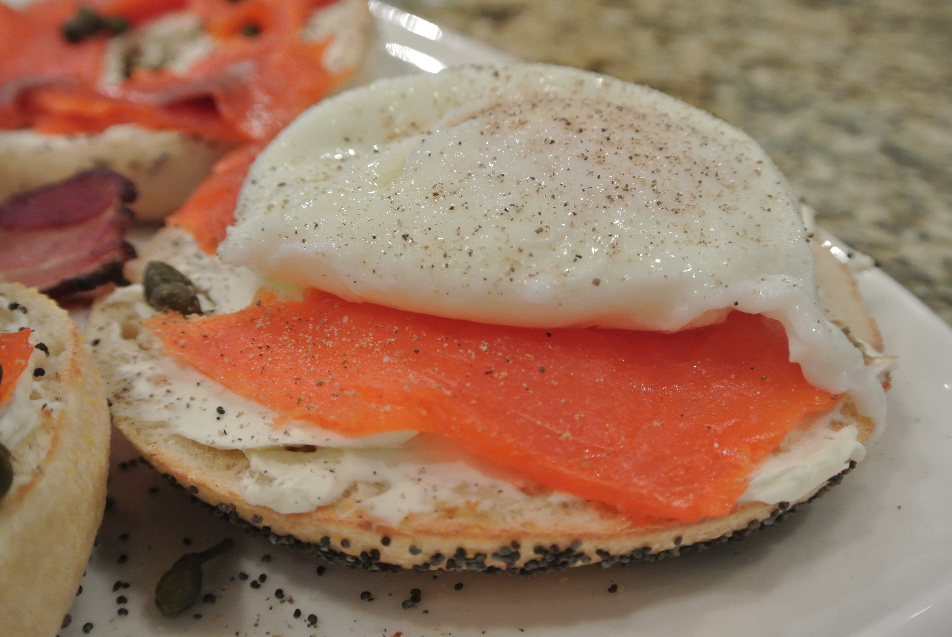 Sugar Bath And Then Cold Smoked Also Referred To As Nova Lox;